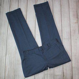 BANANA REPUBLIC Size 2 Blue Dress Pants JACKSON